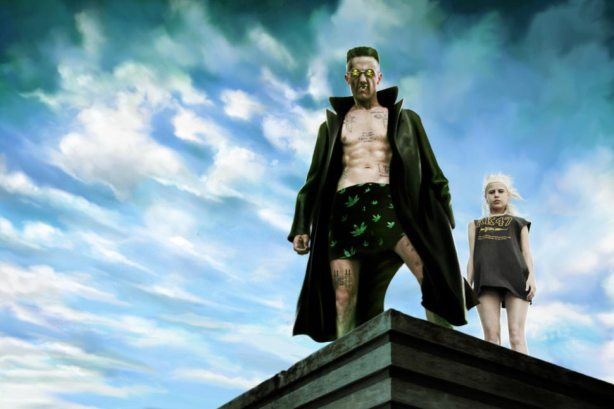 Die Antwoord  will tour the United States in 2012.