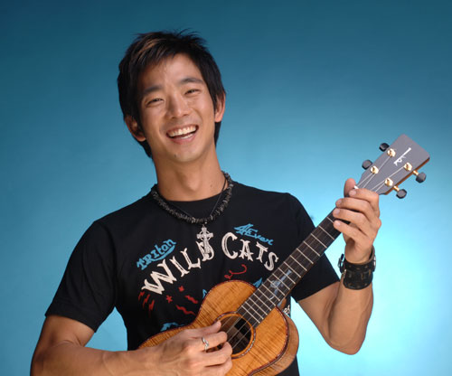 Jake Shimabukuro will tour the United States in 2011 and 2012.