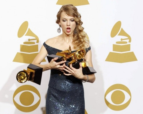 Grammy Nominations 2012