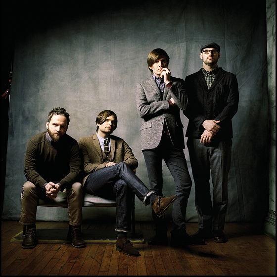 Death Cab For Cutie will tour North America in 2012.