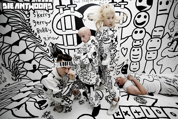 "Die Antwoord release a new video for ""I Fink U Freeky"""