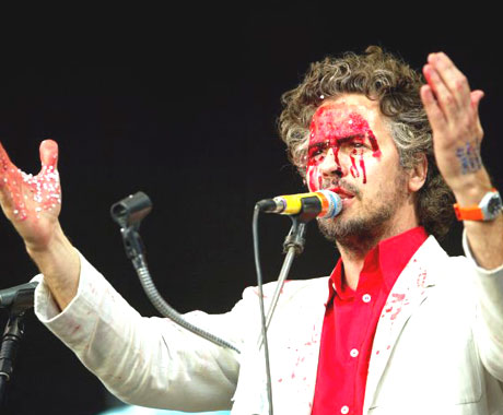 Flaming Lips will headline Noise Pop 2012.