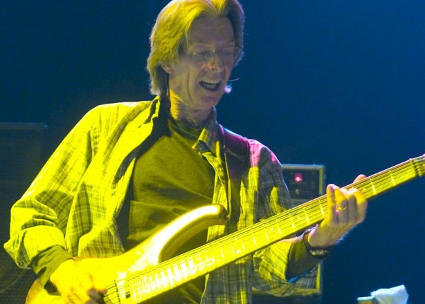 Phil Lesh is opening a restaurant / concert venue in San Rafael, CA