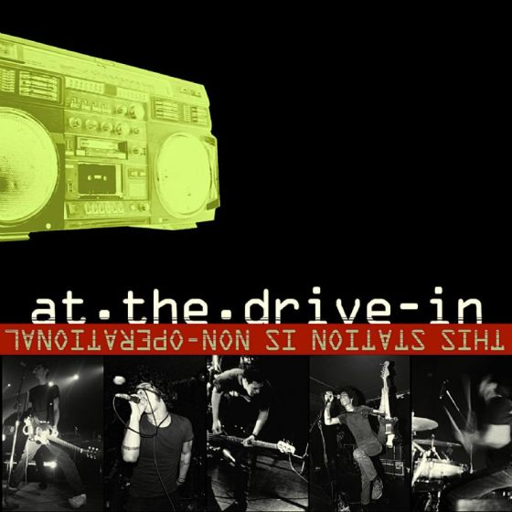 At The Drive-In have reunited to release This Station Is Non-Operational