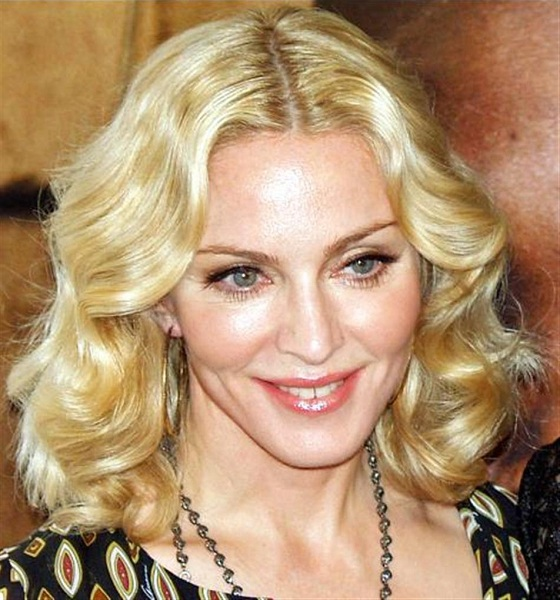 Madonna will tour the United States in 2012.