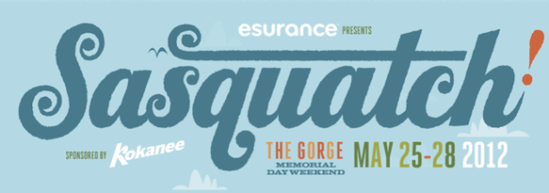 Sasquatch Music Festival Announces Lineup