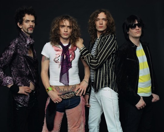 "The Darkness premiere their first song and video in 6 years, ""Nothing's Gonna Stop Us"""